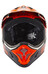 ONeal Spark Fidlock Steel Helmet black/red